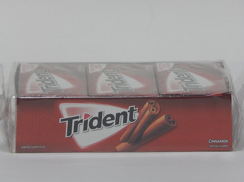 Trident - Cinnamon (12 pack)