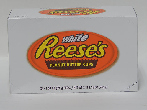 Reese's White (Case of 24)
