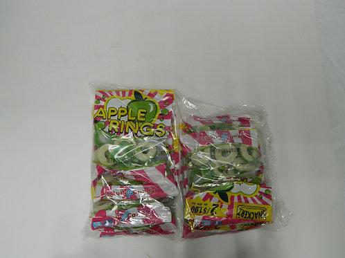 Snackers - Apple Rings (10 bags)