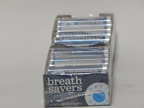 Breath Savers Peppermint (24ct)