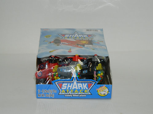Shark Attack Candy Planes (12 ct.)