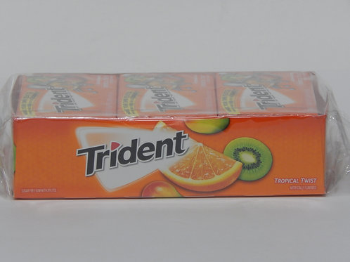 Trident - Tropical Twist (12 pack)