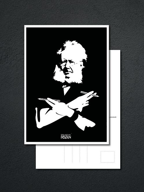 Ibsen postkort