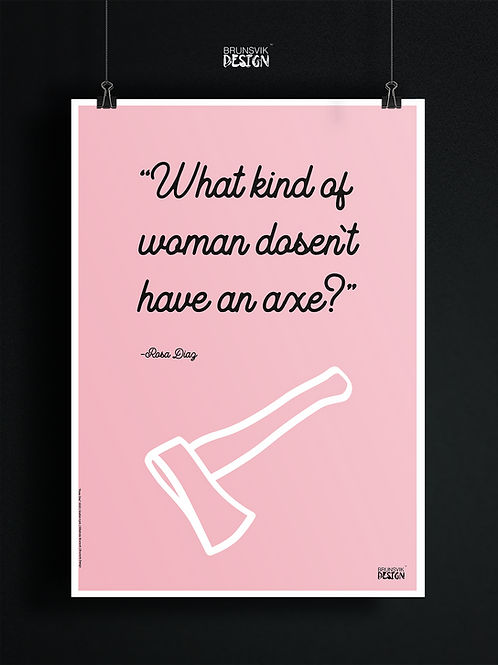 Rosa Diaz Quote