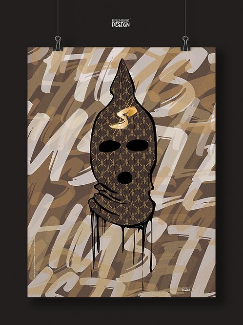 Masked Buddha - Dollar