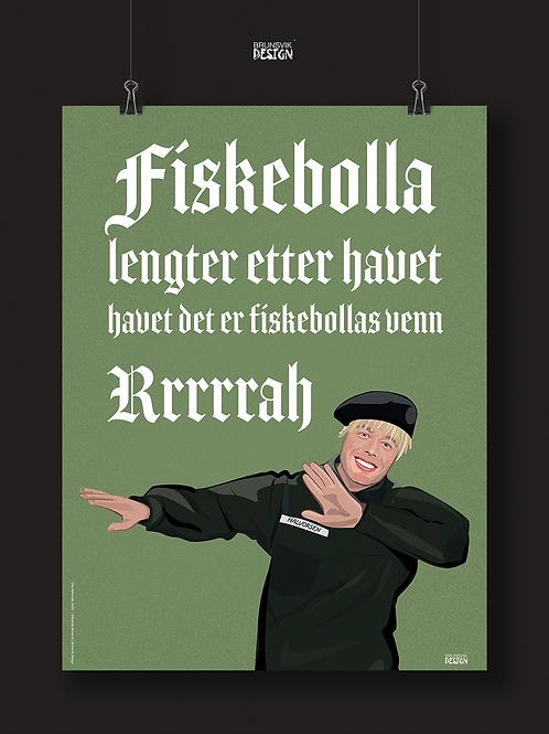 Ola Halvorsen 2020