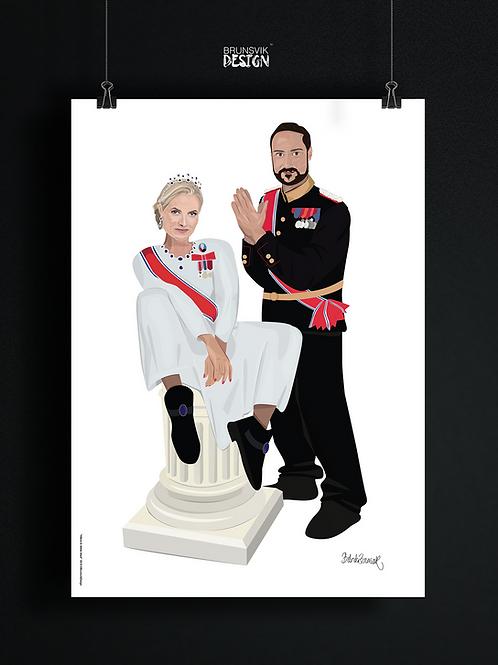 Håkon & Mette Marit