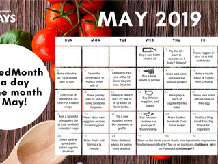 Go #Med in the Month of May!