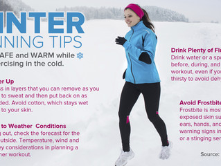 Don't Let Winter Get You Off Track!