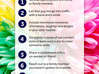 Make Kindness the Norm Everyday!