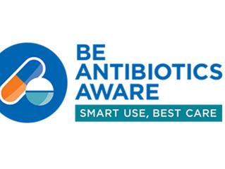 Be Antibiotics Aware!