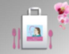 עיצוב לוגו ובניית שפה גרפית על מוצרים