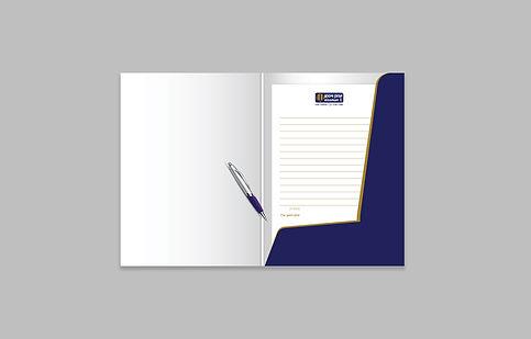 עיצוב לוגו לעורך דין ופולדר
