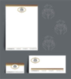 עיצוב ניירת לפרוייקט שי לחג