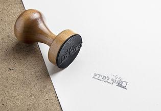 עיצוב לוגו עסקי למנוף לבניין