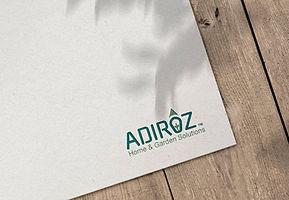 עיצוב לוגו לחברת ADIROZ