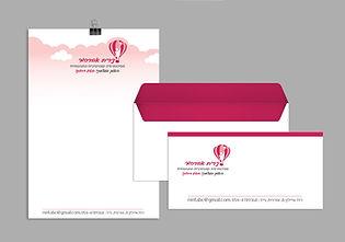 עיצוב נייר לוגו ומעטפה.jpg