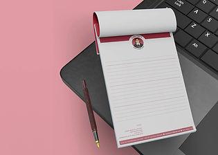 עיצוב ניירת עסקית לרחלי אורן