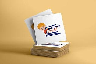 עיצוב לוגו לקייטנת זום