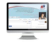 עיצוב באנר לפייסבוק למנטורית ליחסים וזוגיות