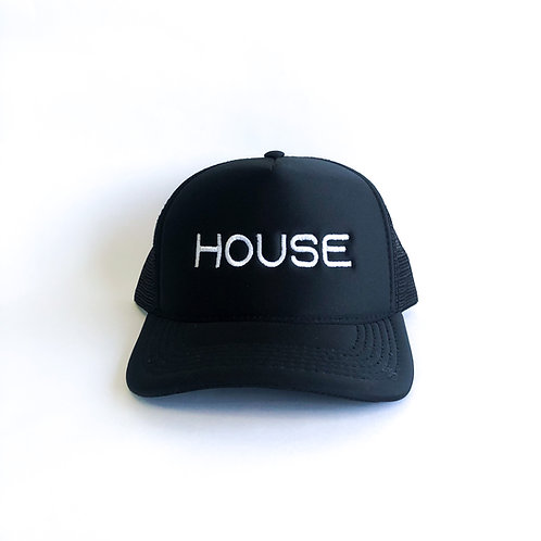 Boné Trucker HOUSE