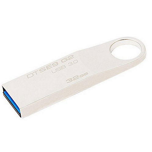 Pendrive Kingston DataTraveler SE9 G2 3.0 32GB