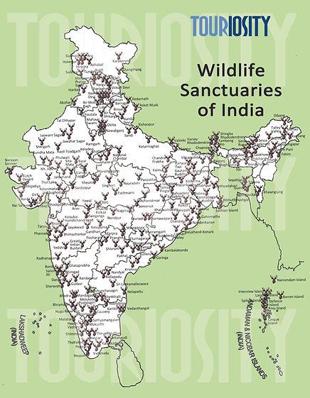 Wild Life Sanctuaries of India
