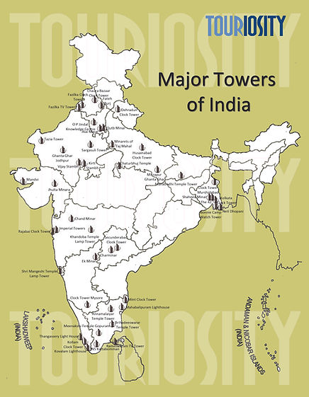 Major Towers in India