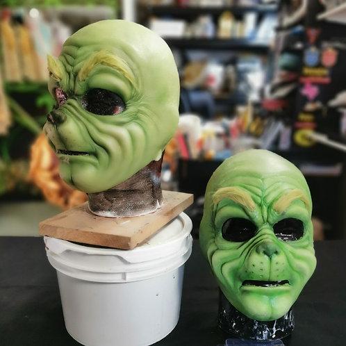 Masque Grinch Silicone
