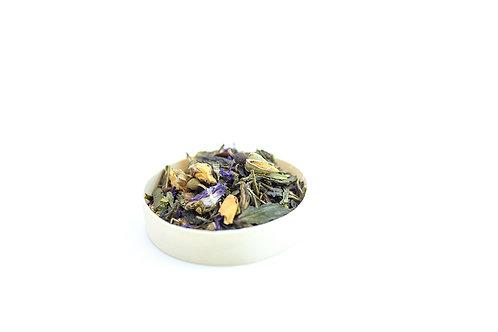 Geisha green & white Tea
