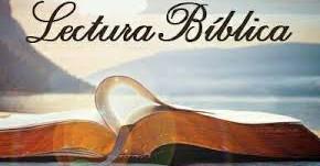 Lectura Bíblica