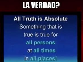Can you know the truth? / ¿Se puede conocer la verdad?