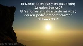 Esperanza en el Encierro             Salmo 27