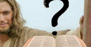 ¿Leer the Biblia...? (2 mensajes)