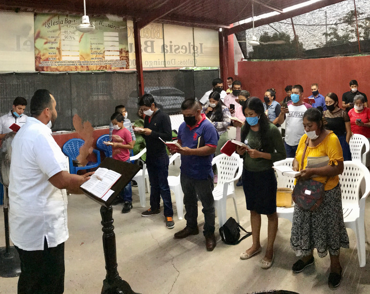 Igl. Baut. Betel, Villa Juárez