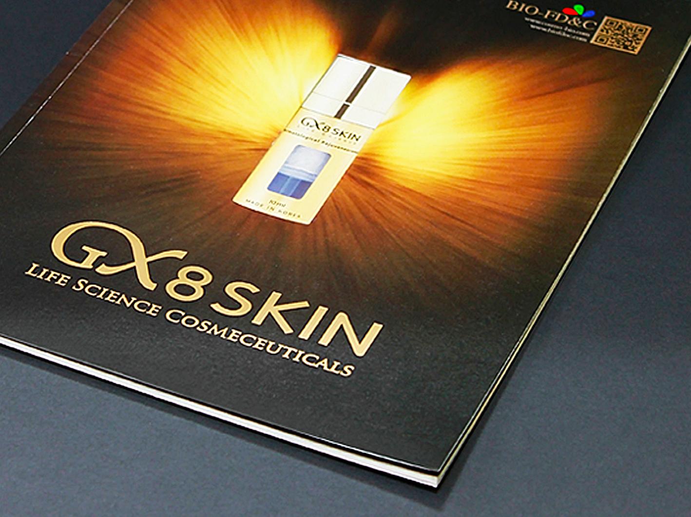 GX8 skin
