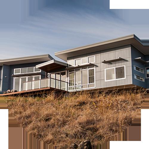 Environmentally Sustainable House