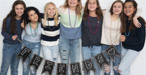 NOW BOOKING Girls Portrait Birthday Parties!