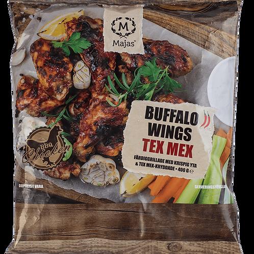 Buffalo Wings Tex Mex 400g