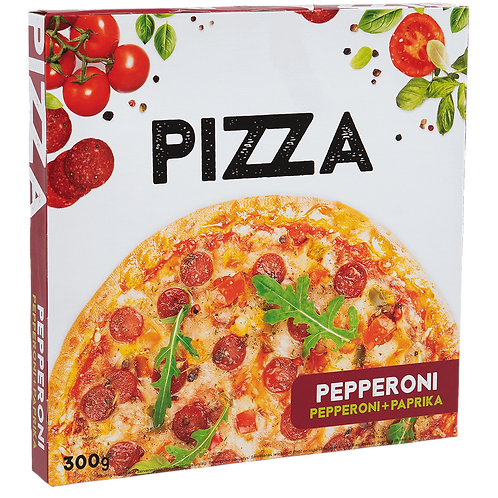Pizza Pepperoni 300g