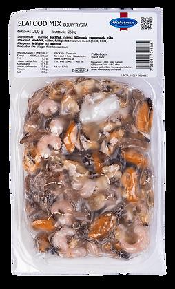 Seafood mix 200g