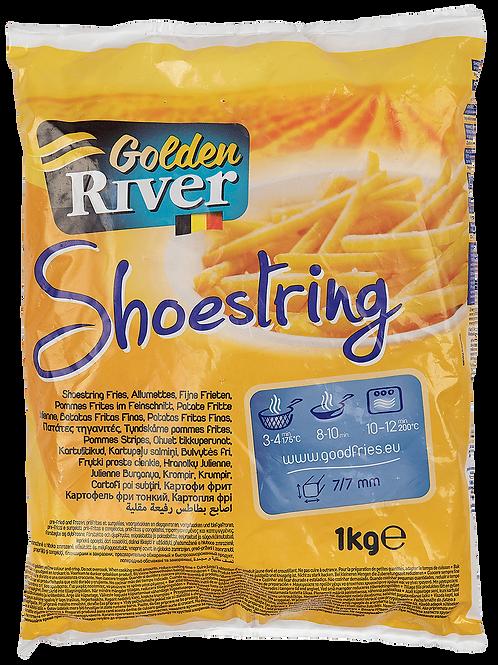 Pommes Shoestring 7/7 mm 1000g