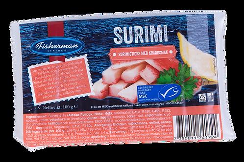 Surimi Sticks MCS 100g