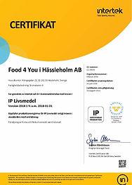1 IP_Livsmedel Certifikat F4Y aug'22 .jp