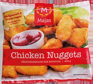 Chicken Nuggets 400gr