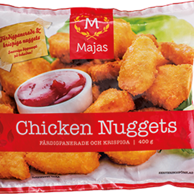 Chicken Nuggets 400gr