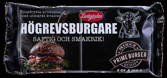 Högrevsburgare - Hamburgare