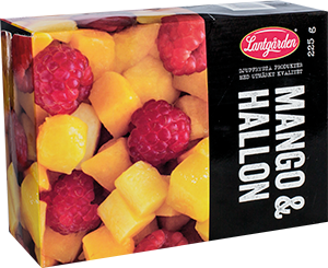 Mango-Hallon 225g