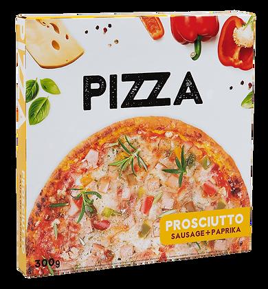 Pizza Prosciutto 300g