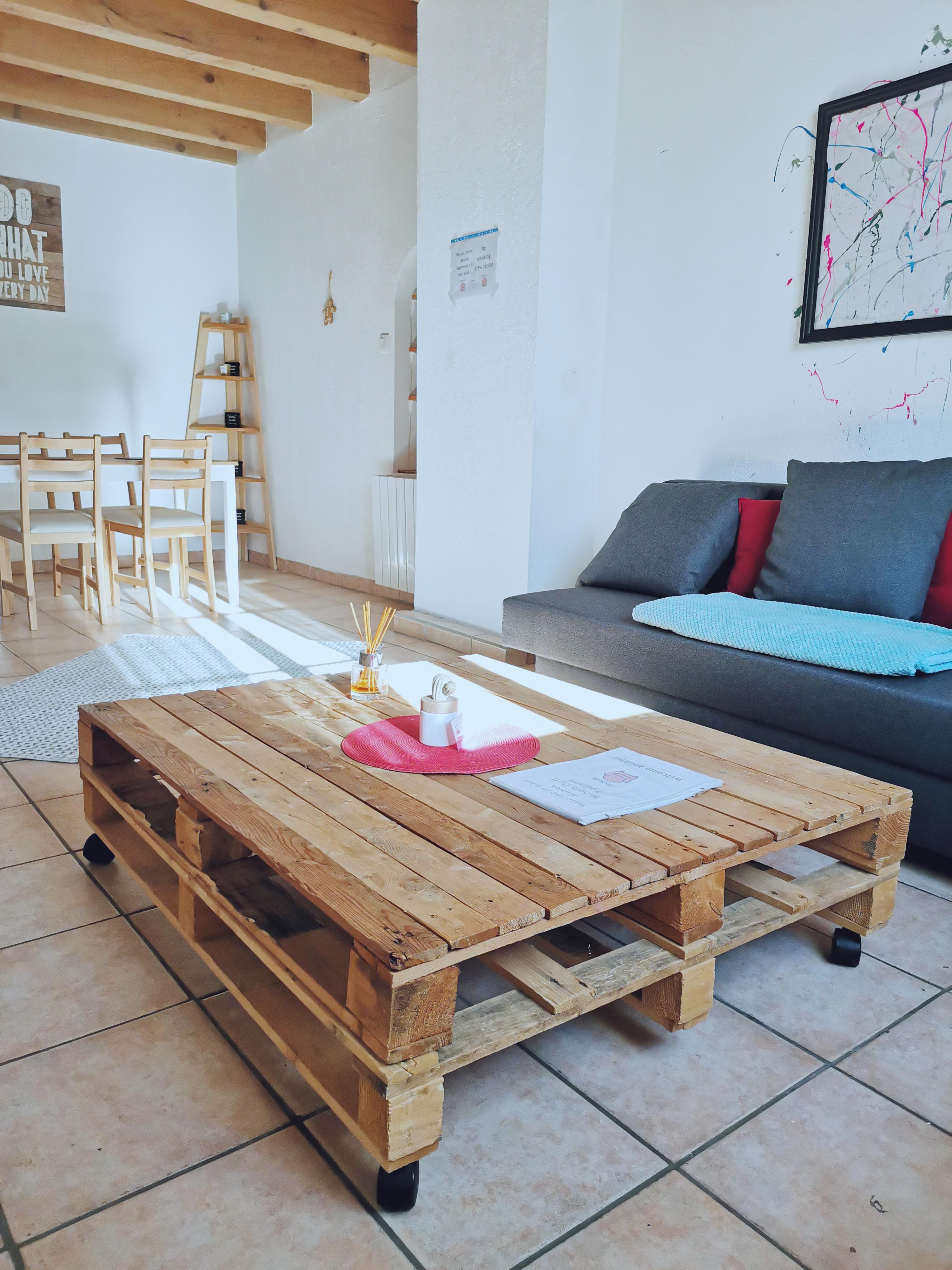 location appartement vacancier à Avignon